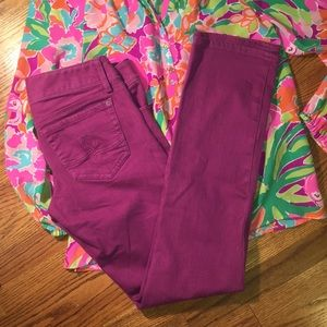 Lilly Pulitzer Worth Jeans 6